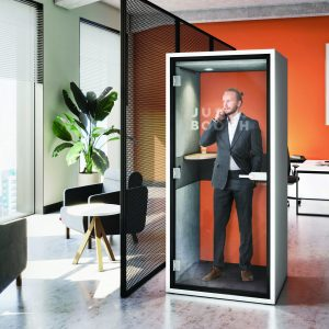 belcel kantoor just booth