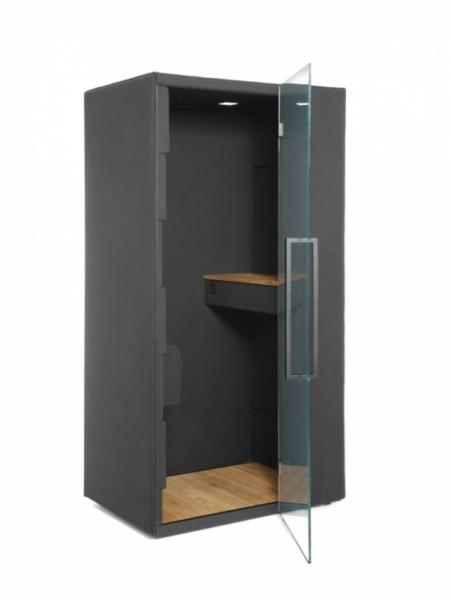 Bejot standing glass box quadra belcel
